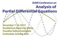 SIAM Conference on Analysis of Partial Differential Equations